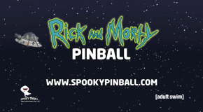 Spooky Teases Rick & Morty Pinball; Deep Root Reveals Zombie Adventureland