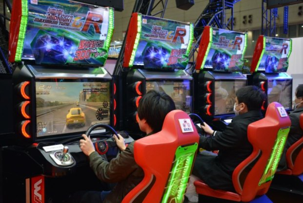 Wangan Midnight Maximum Tune 6R at JAEPO 2020
