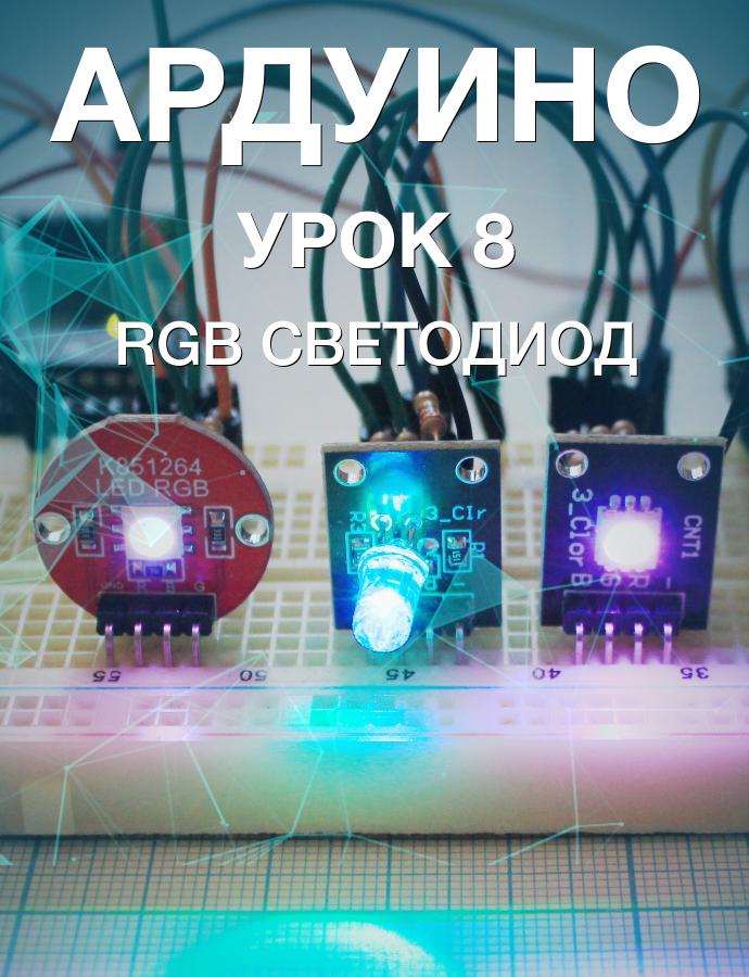 RGB светодиоды