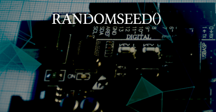 randomSeed()