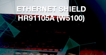 Ethernet Shield и электромагнитное реле