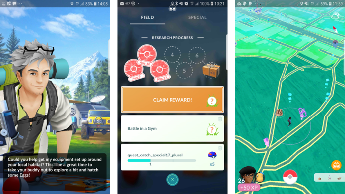 Pokemon Go Field Research Quests January Missions And Rewards List Arcade News