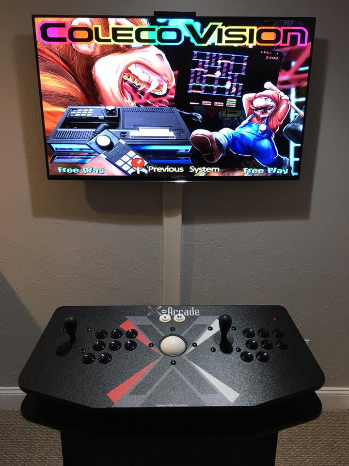 Diy kit wiz x arcade 2tb arcade pc pedestal system do it yourself for the do it yourselfer you can now get our complete system as a diy kit with free shipping solutioingenieria Gallery