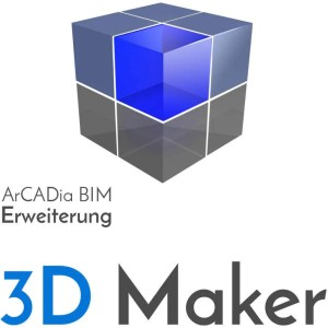 ArCADia BIM - 3D Maker - Erweiterung