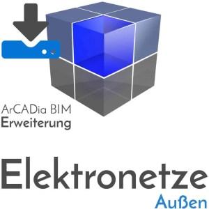 ArCADia BIM - Erweiterung Elektronetze Außen - Download