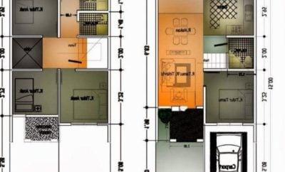 30 Ide Cantik Rumah Minimalis 6X10 Yang Wajib Kamu Ketahui
