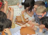 attività didattica archeologia centro sperimentale laboratori Arcadia Padova