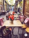Arcades festive cafe's