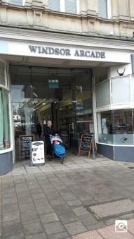 Windsor arcade