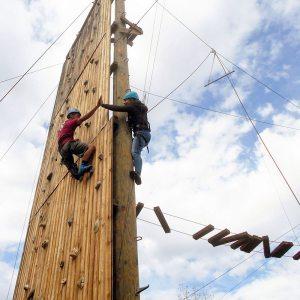High Ropes course in Santa Barbara | arc Adventure