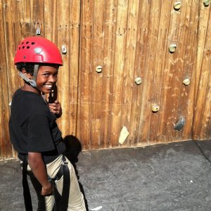 guiding high-ropes with Ulysses S. Grant High School | arc Adventure