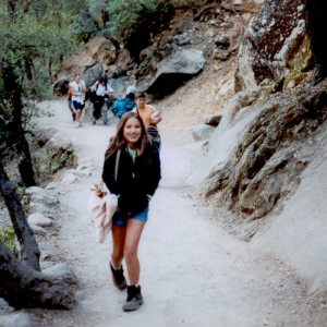 Guided backpacking trips and hiking excursions with youth and adults in Yosemite.