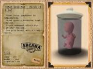 {A} Human Specimen - Fetus in a Jar Vendor