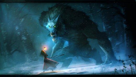 conseils loup - Lychantropie - Légende du loup-garou