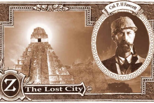 percey fawcett lost city 2 0 - Percy Fawcett - La cite perdue de Z