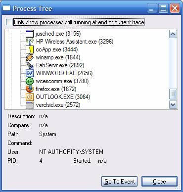 [Process Monitors Process Tree]