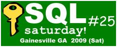 SQL Saturday 25 Logo