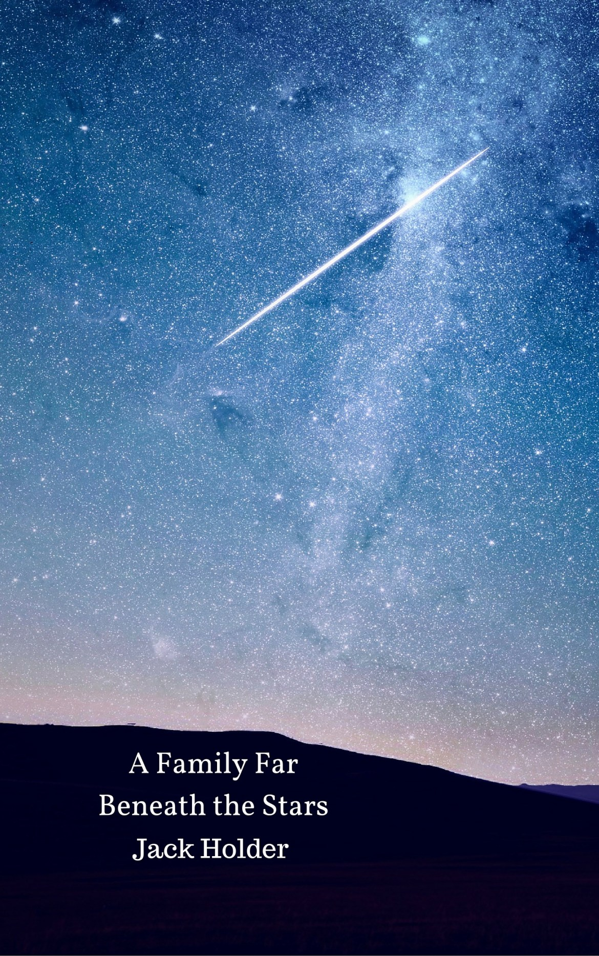 A Family Far Beneath the Stars (1)