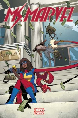 Ms Marvel tome 2