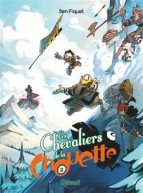 Les Chevaliers de la Chouette Tome 2