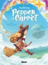 Pepper et Carrot Tome 1 : Potions d'envol