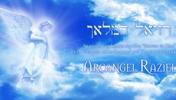 Resultado de imagen para fotos del arcangel raziel