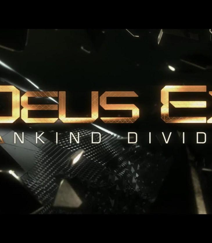 [REVIEW] Deus Ex: Mankind Divided