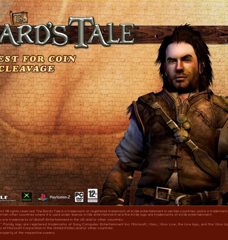 [REVIEW] The Bard's Tale