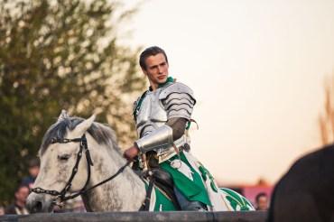 Jugendlicher Ritter
