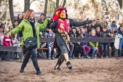 Tanzender Ritter
