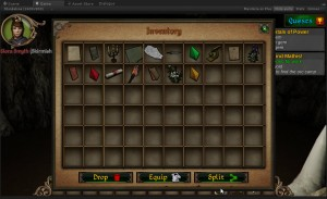 Arcanoria Chronicles Chapter 1 - Inventory UI - 2015-10-15_8-02-29