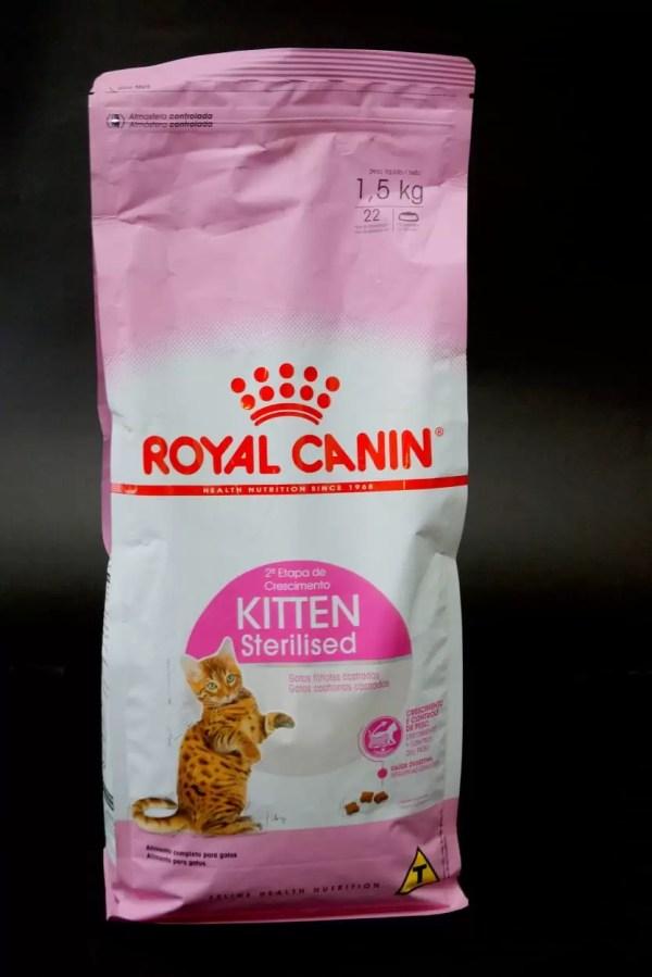 Royal kitten esterilizado 1.5kg
