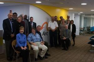 Board Visit November 2011