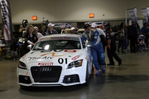 The Arc Audi Racing Program