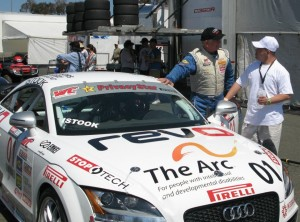 The Arc Audi Racecar