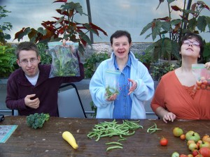 Know Grow Eat participants