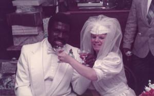 Ricardo & Donna's wedding
