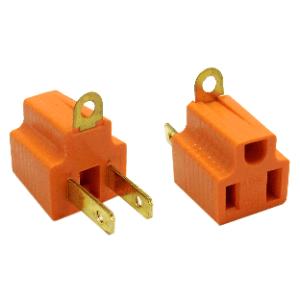 Plug Adapter 3 vs. 2 prongs