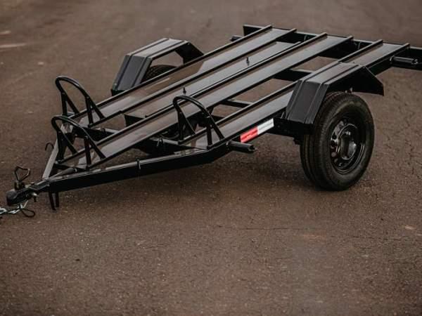 Carreta 3 Motos