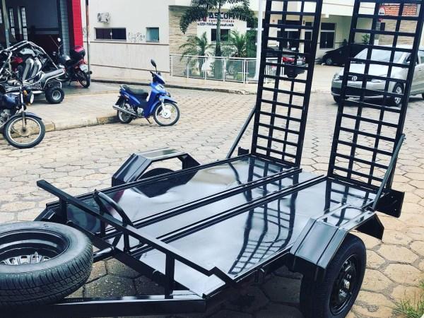 Carreta para buggy
