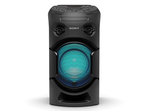 Sony MHC-V21D High Power Portable Party System Black