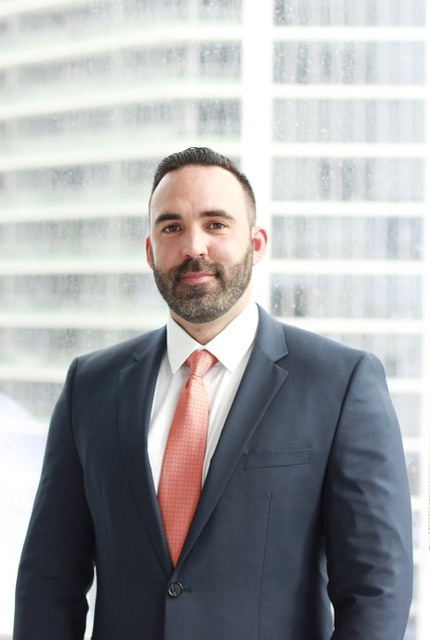 Associate Attorney Yandiel Muniz received his law degree from Florida International University College of Law.