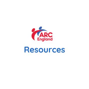 ARC England resources logo