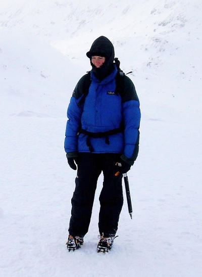 winter skills courses good clothing is essential