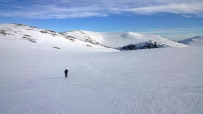 Coire Raibert ski touring