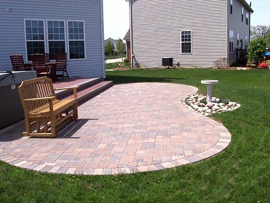paver patio   Archadeck custom decks, patios, sunrooms ... on Small Paver Patio Designs id=61209