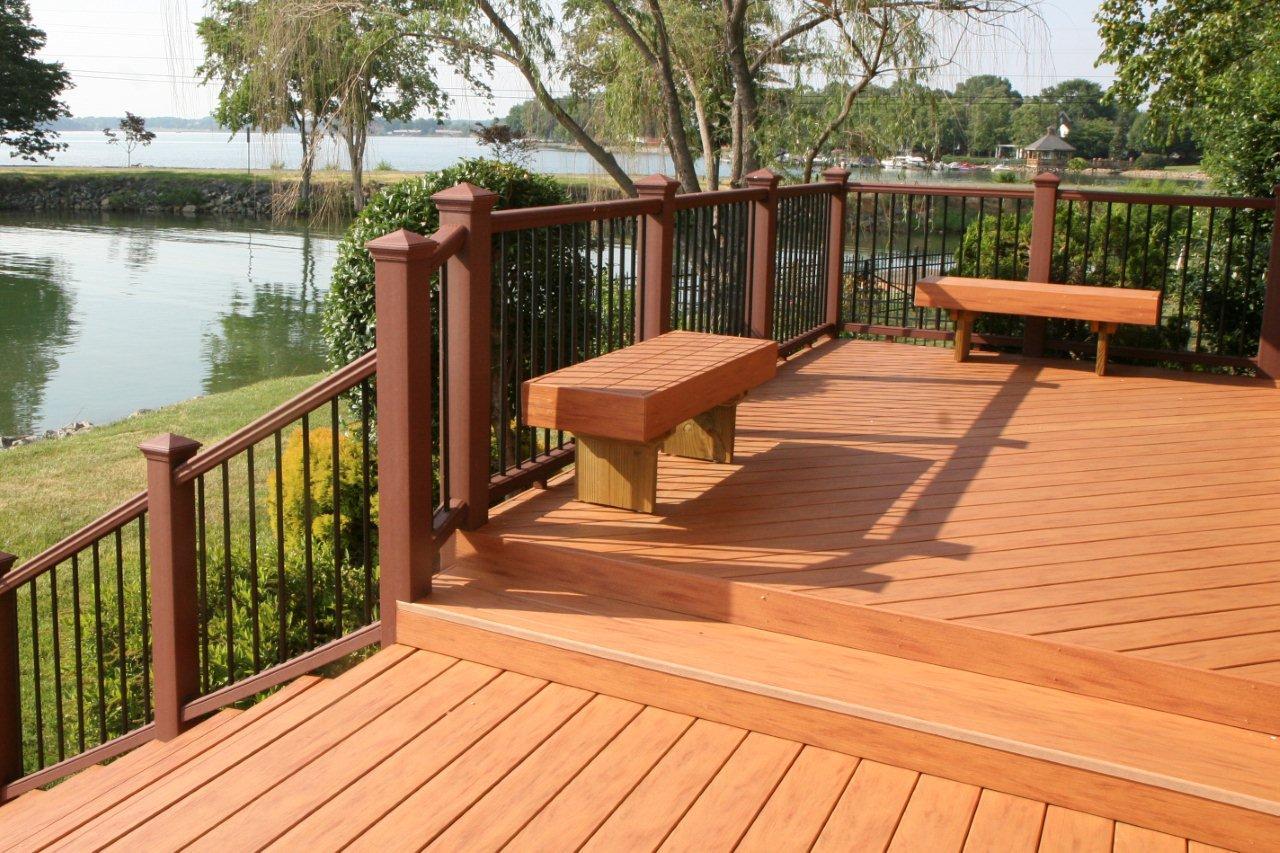 Great deck ideas | Archadeck of Charlotte on Wood Deck Ideas For Backyard  id=61784