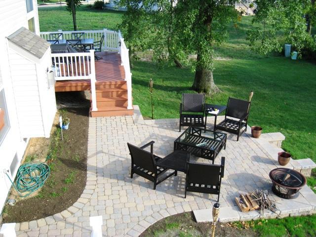 paver patio columbus decks porches