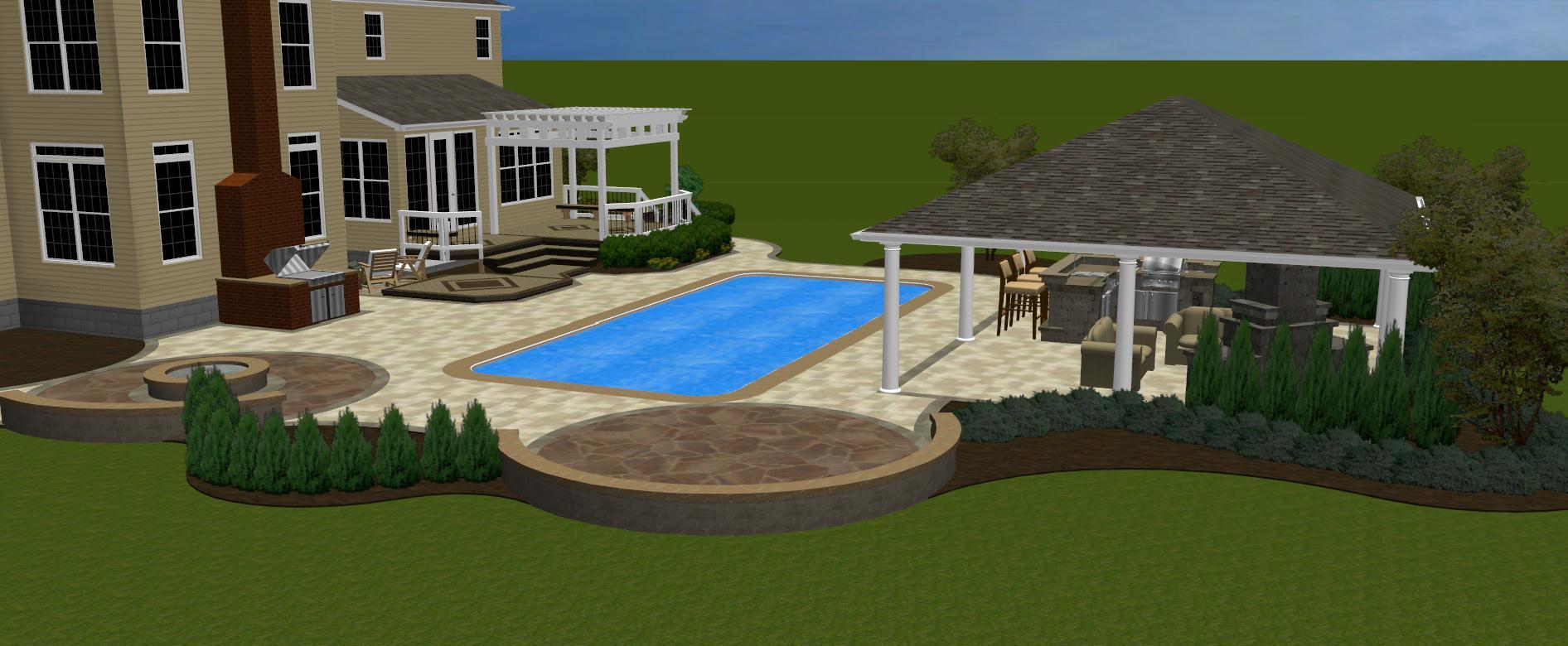Columbus OH dream backyards - Columbus Decks, Porches and ... on Dream Backyard Ideas id=71359