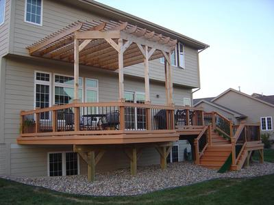 Deck Design: Three Reasons a Pergola is Perfect for Your Deck on Add On Patio Ideas  id=38893